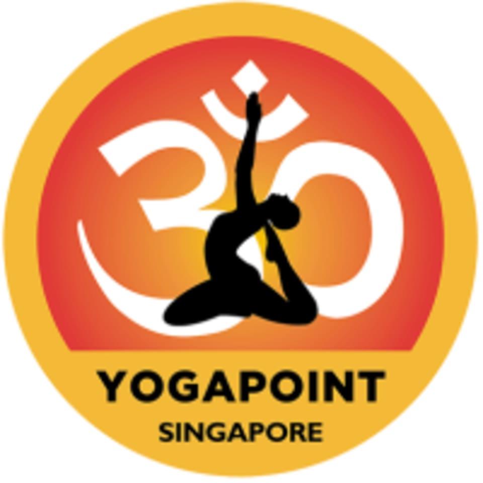Yogapoint Singapore logo