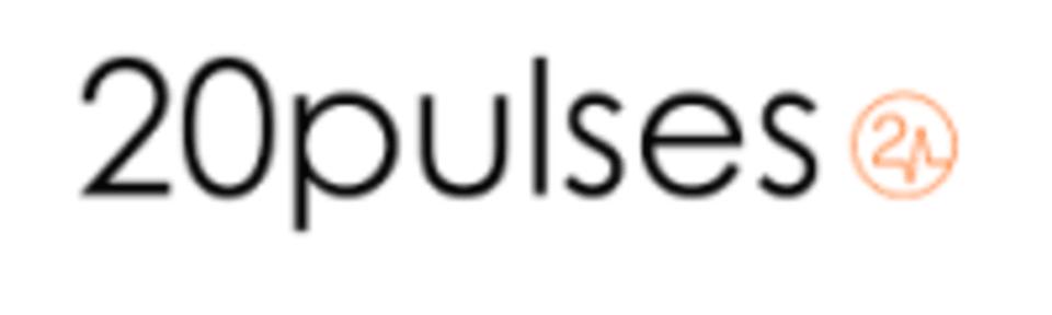 20 Pulses logo