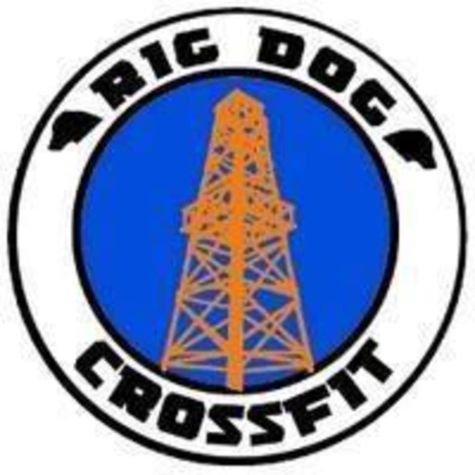 Rig Dog CrossFit logo