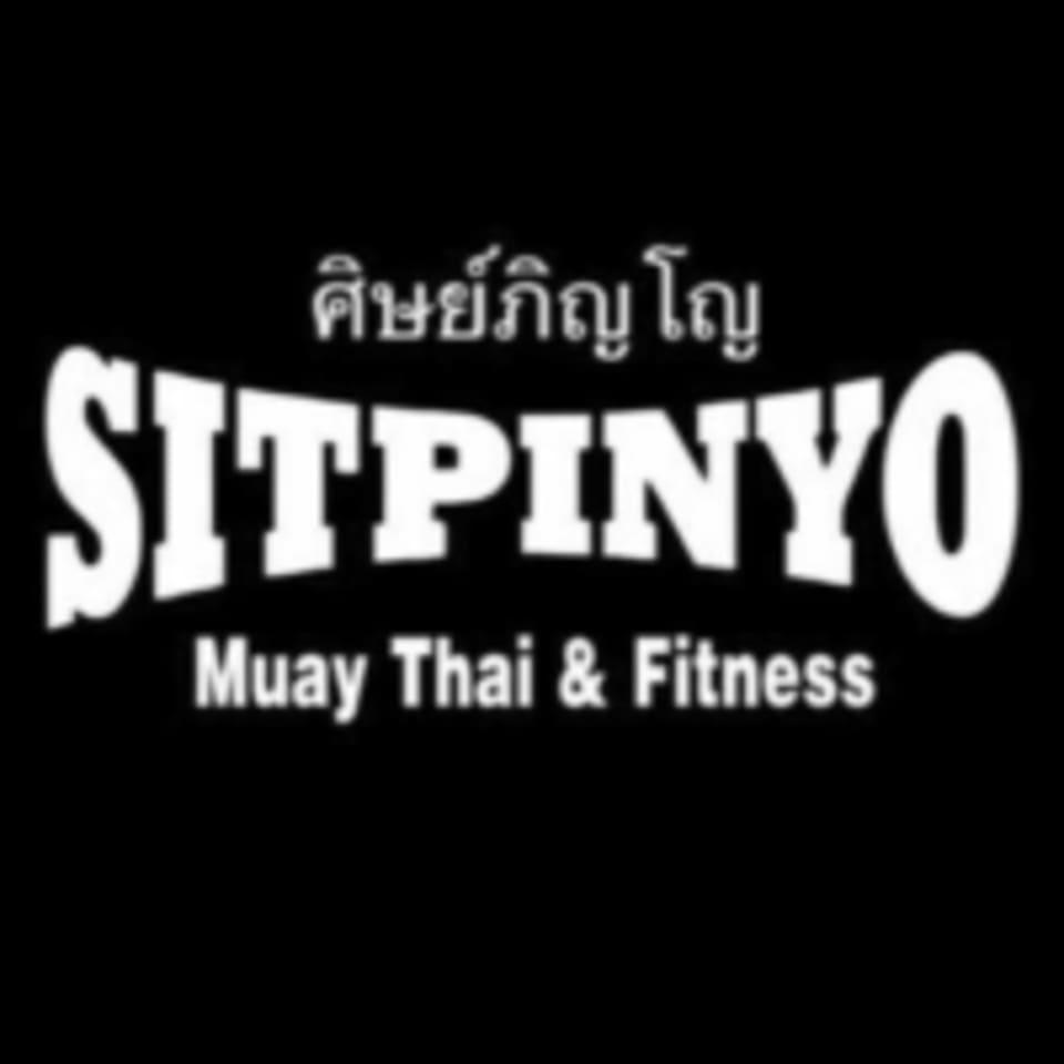Sitpinyo Muay Thai and Fitness logo