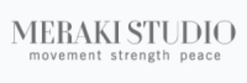 Meraki Studio logo
