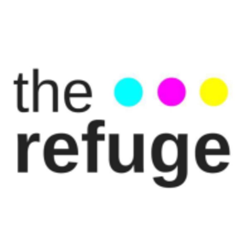 The Refuge Dallas logo