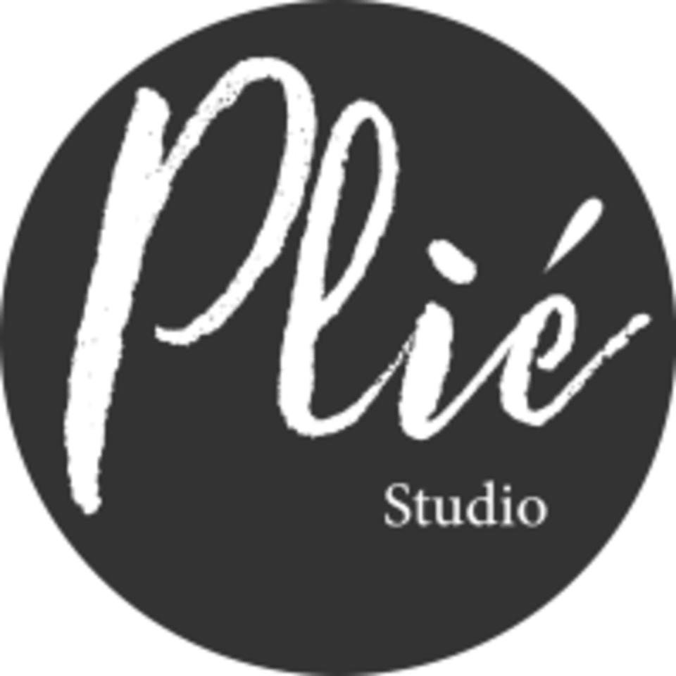 Plié Studio logo
