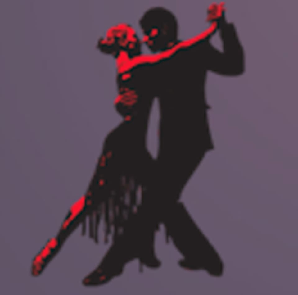 Amy Lawrence Ballroom Dance logo