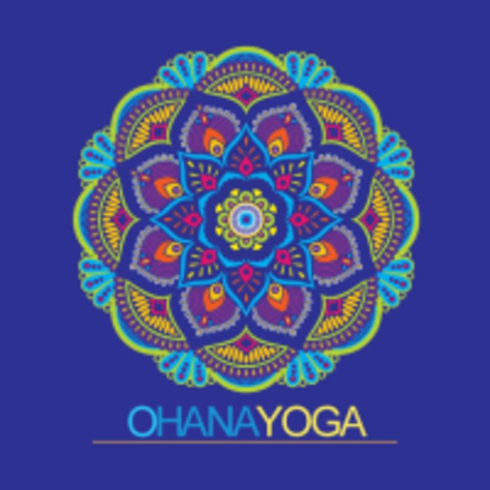 Ohana Yoga logo