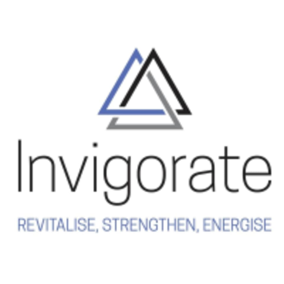 Invigorate Auckland logo
