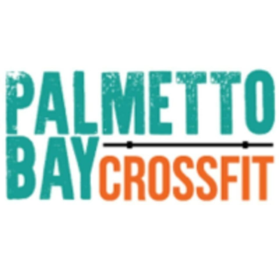 Palmetto Bay CrossFit logo