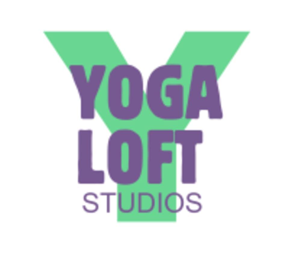 Yoga Loft Studios logo