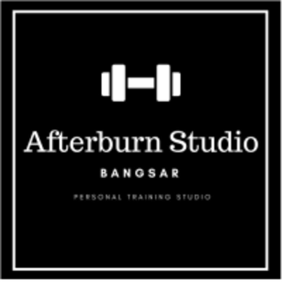 Afterburn logo