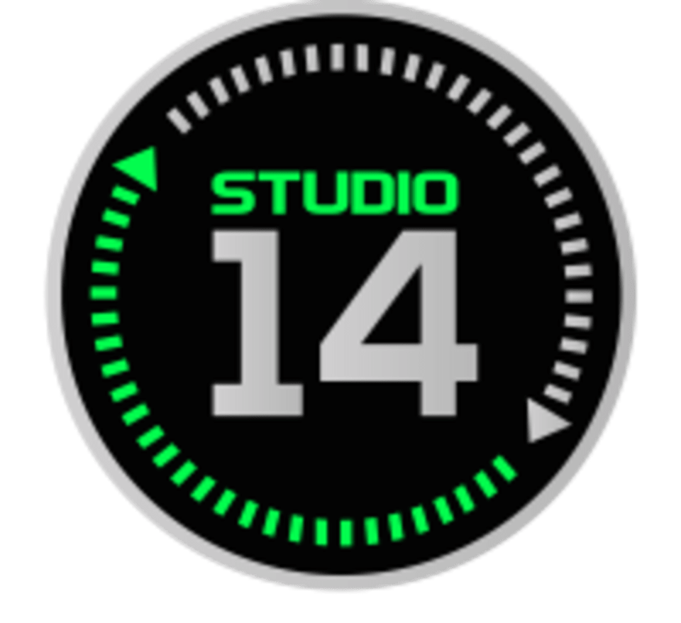 Studio 14 Circuit Training  logo