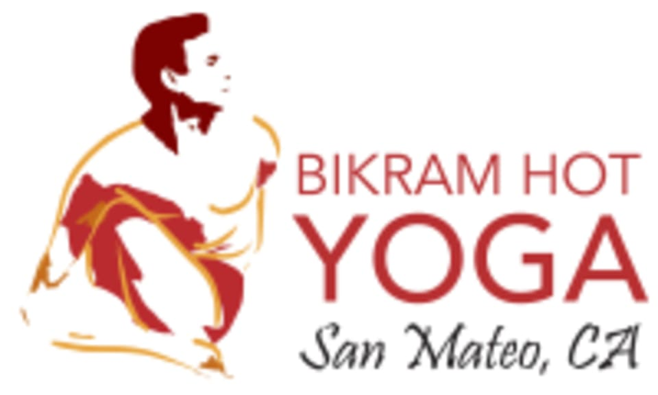 Bikram Hot Yoga & Pilates logo