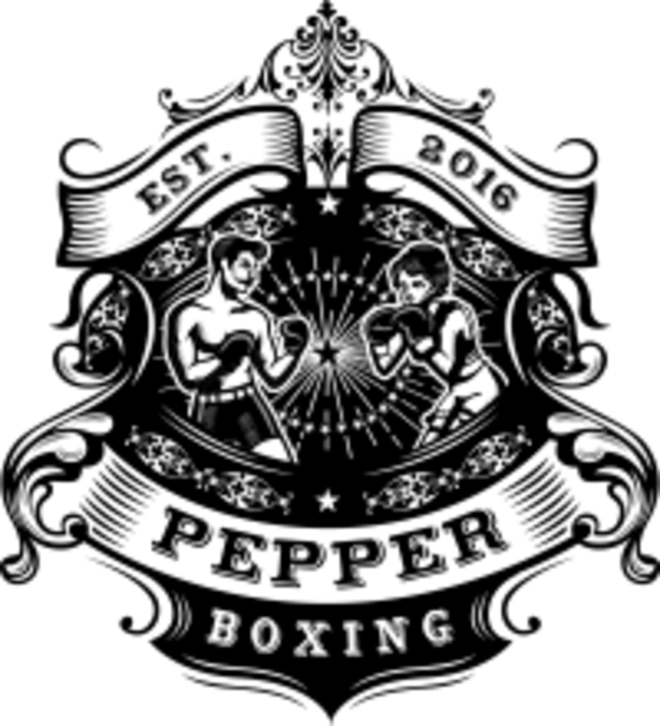 Pepper Boxing logo