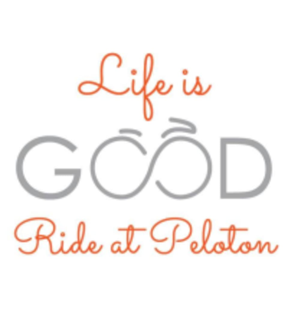 Peloton Cycling logo