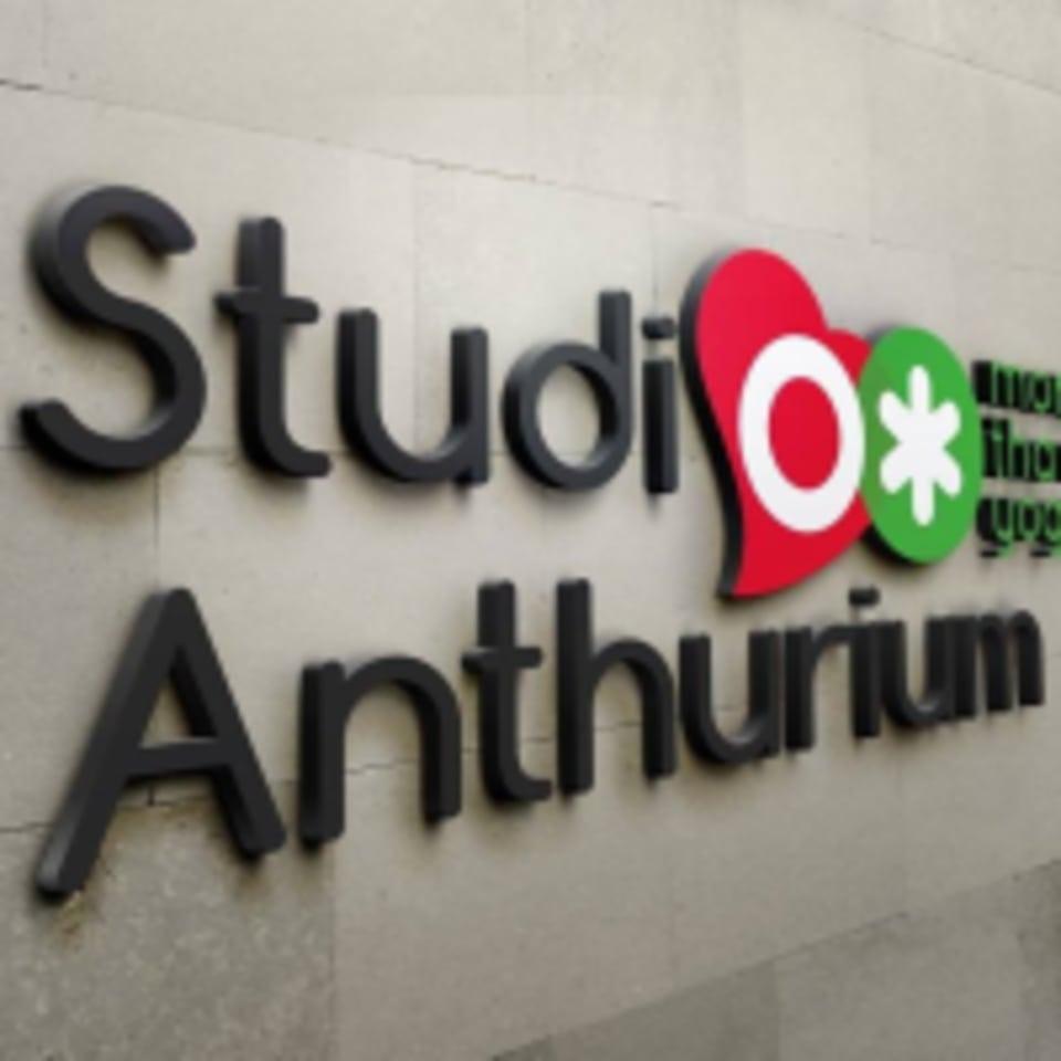 Studio Anthurium logo