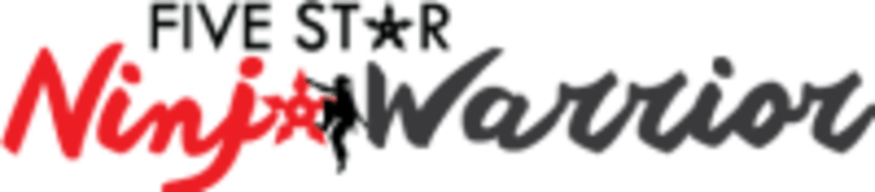 Five Star Ninja Warrior logo