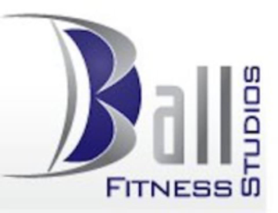 Ball Fitness Studios logo