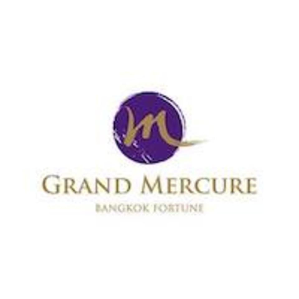 Grand Mercure Bangkok Fortune logo
