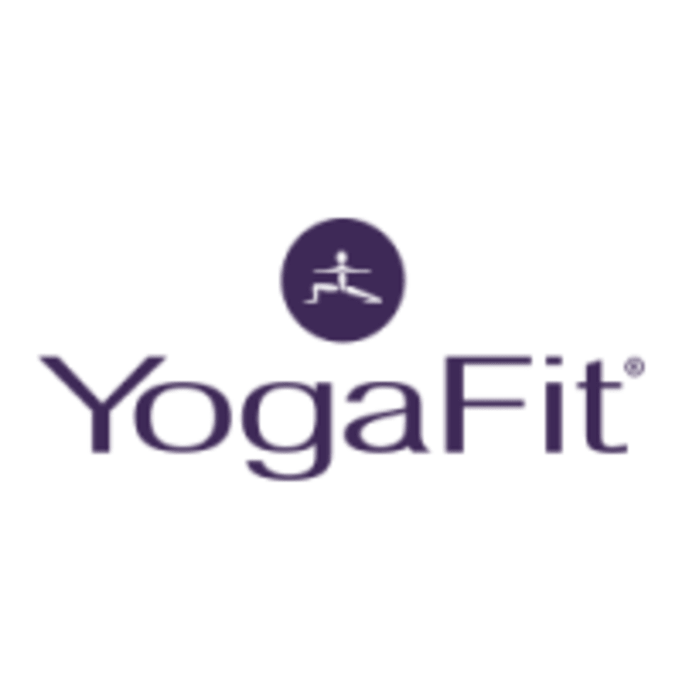 YogaFit Studios logo