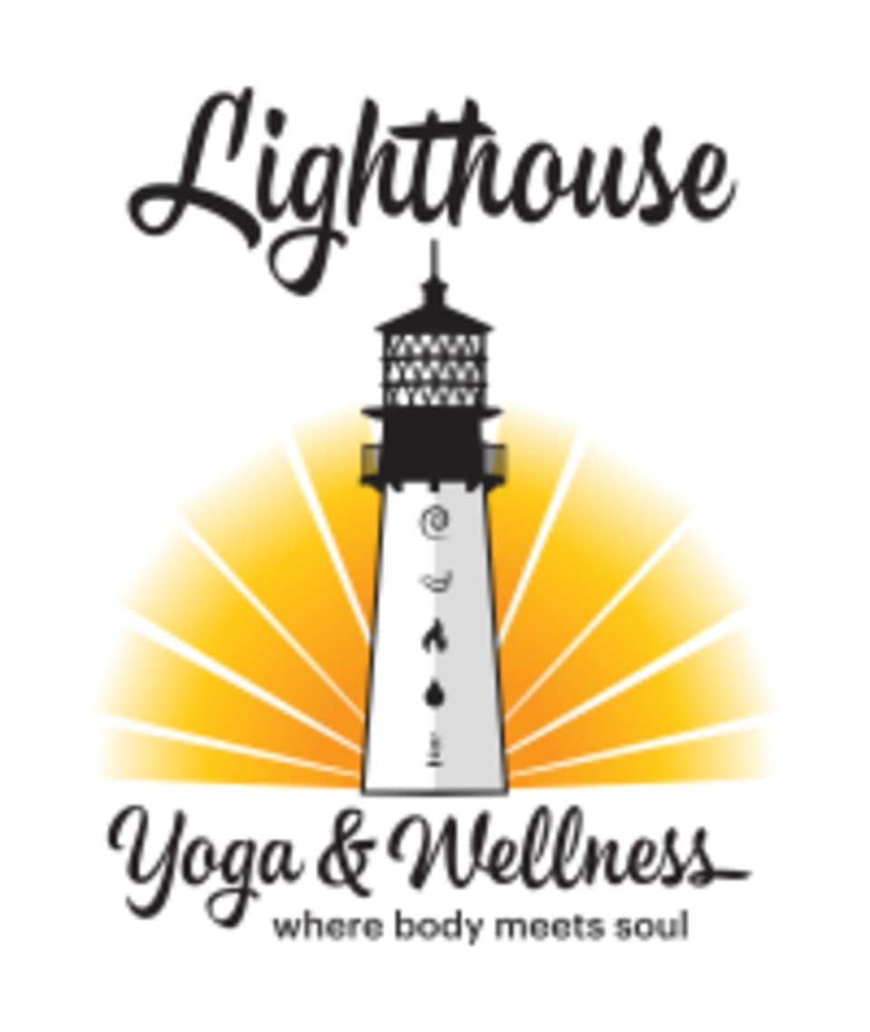 Lighthouse Yoga and Wellness logo