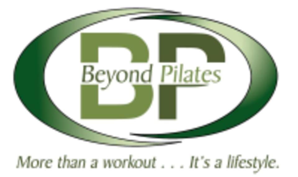 Beyond Pilates logo