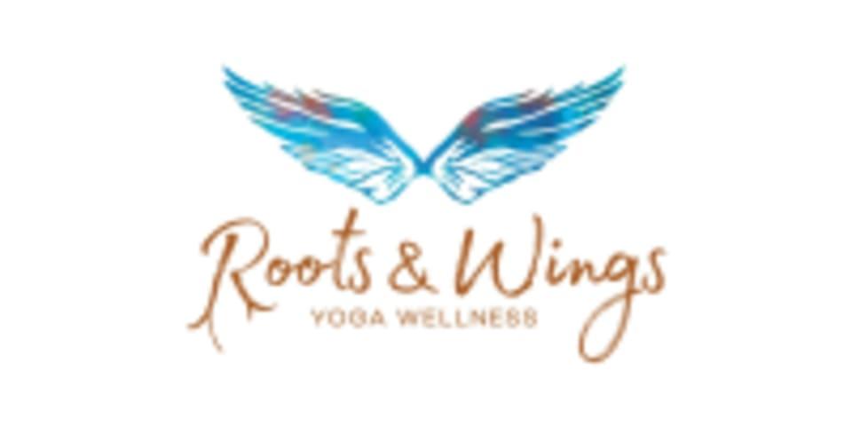 Roots & Wings Yoga Wellness logo