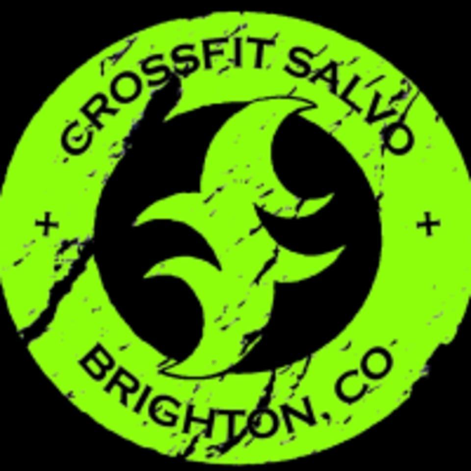 CrossFit Salvo logo