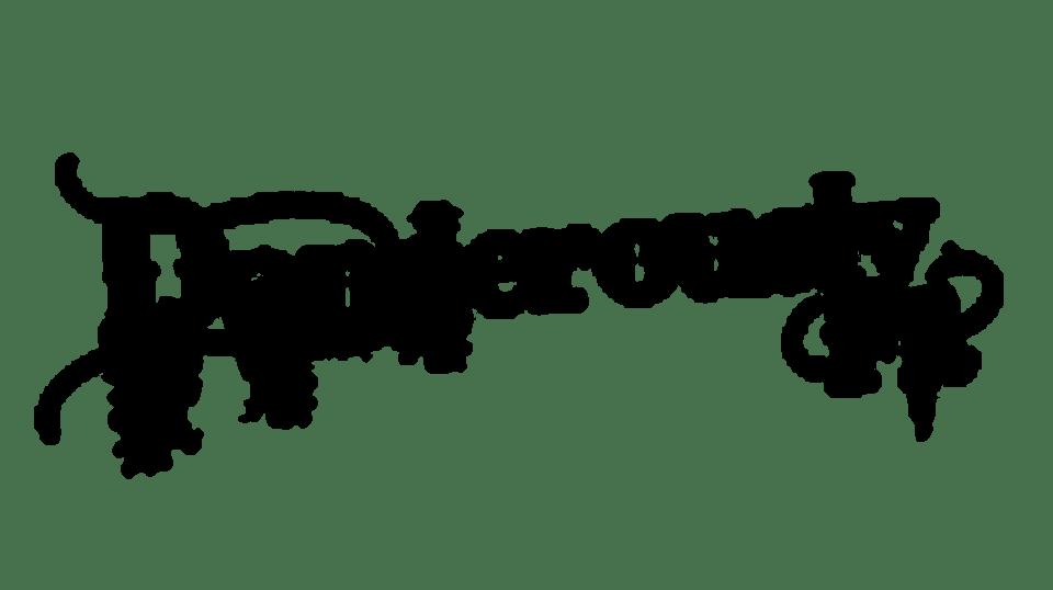 Dangerously Fit  logo