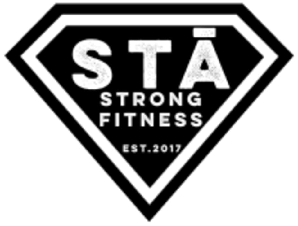 STA Strong Fitness  logo