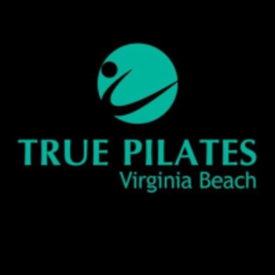 True Pilates Virginia Beach  logo