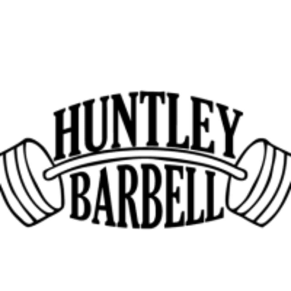Huntley Barbell  logo