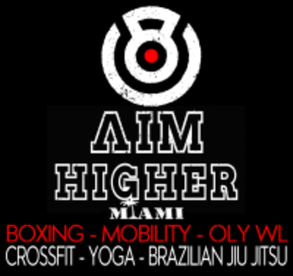 Aim Higher logo