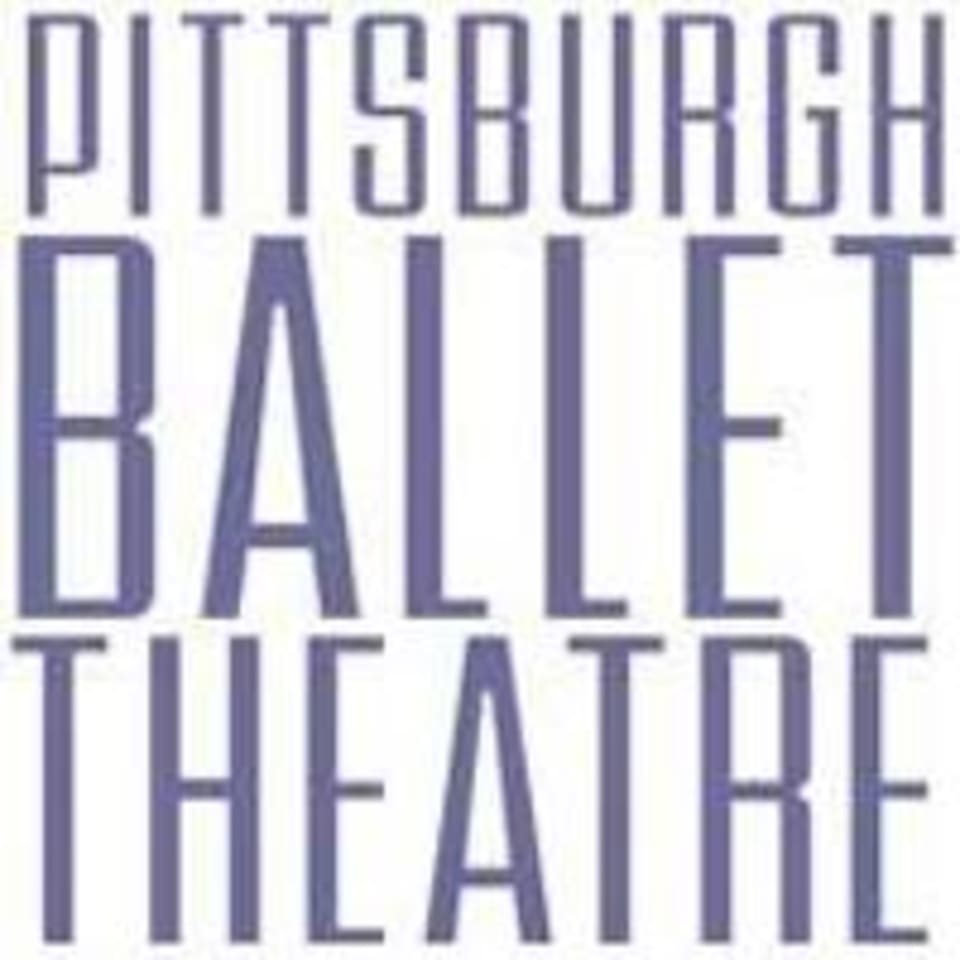 Pittsburgh Ballet Theatre logo