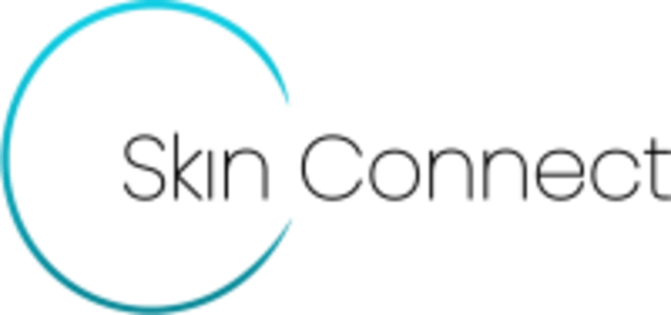 Skin Connect logo