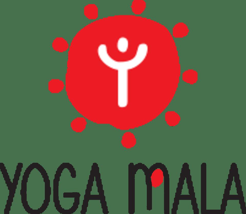 Yoga Mala logo