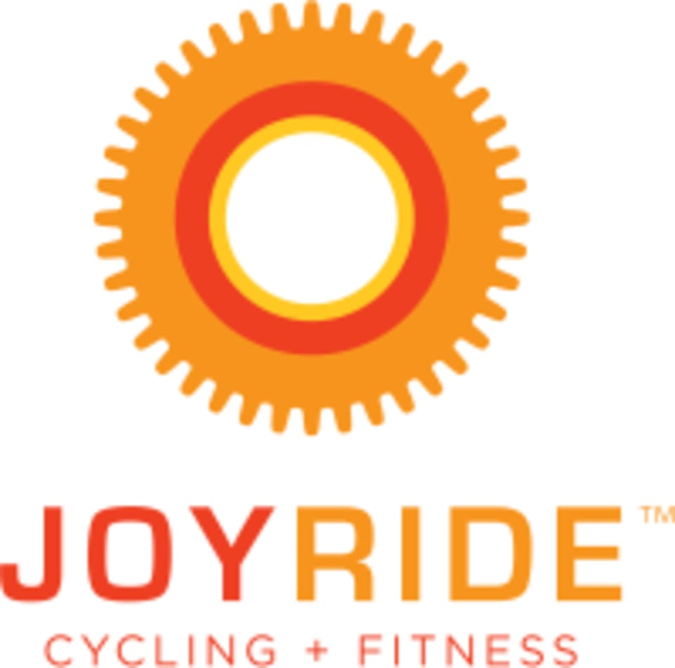 JoyRide Cycling + Fitness at Alon logo