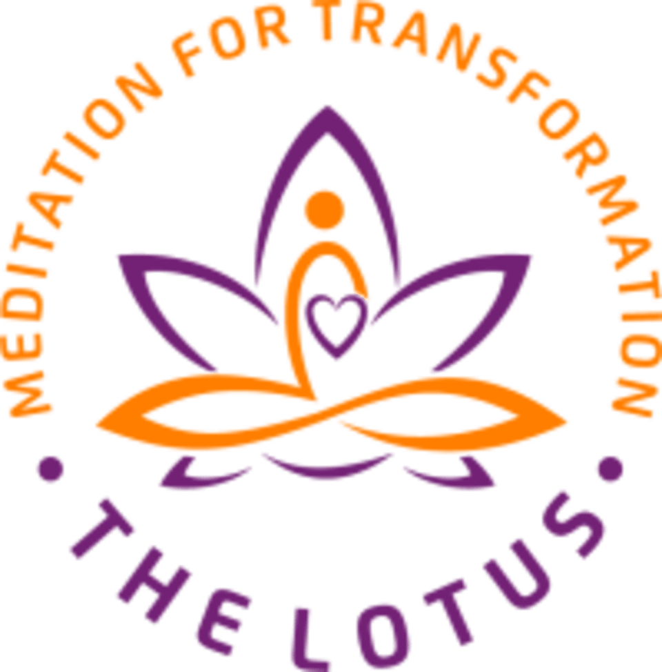 The Lotus A Meditation Studio logo
