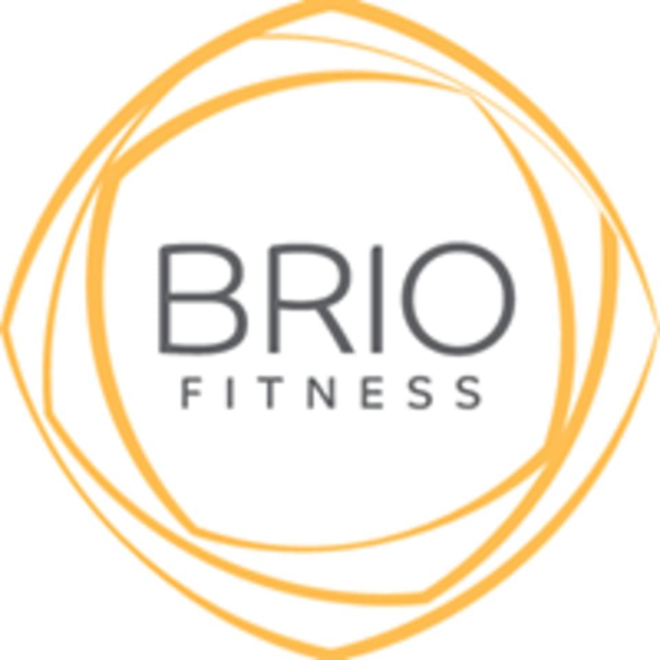 Brio Fitness logo