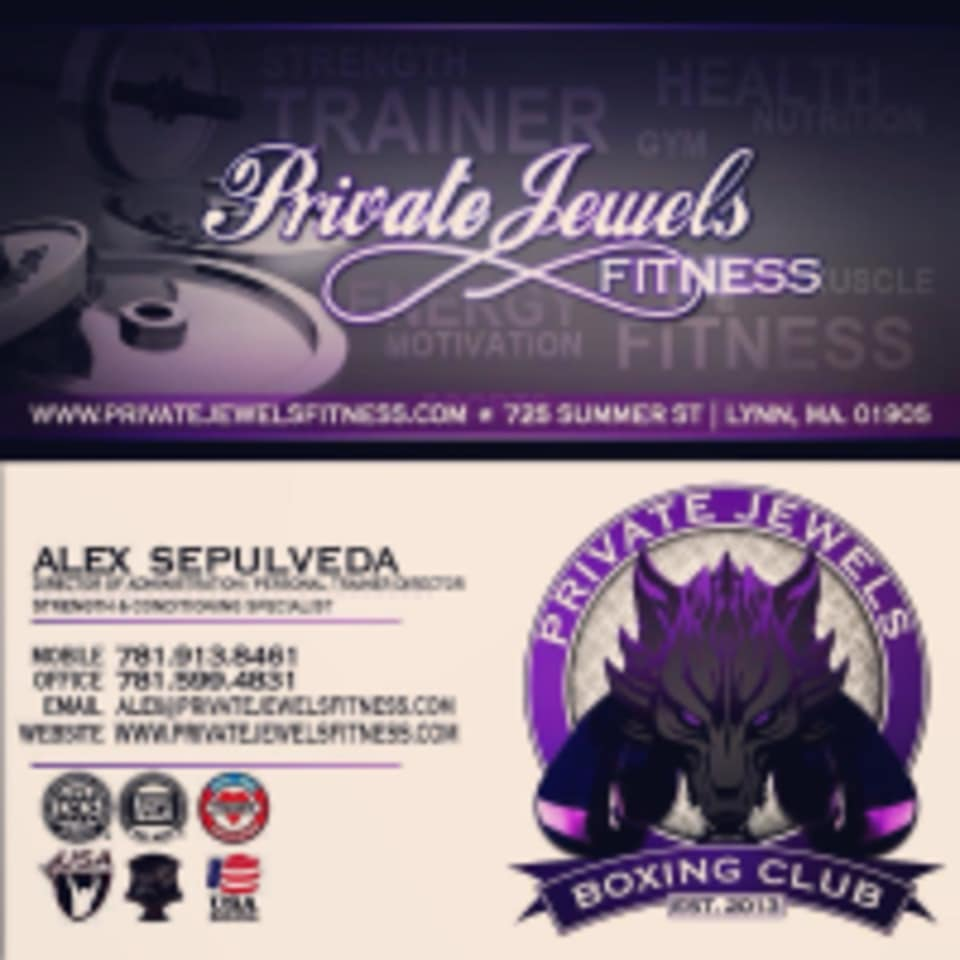 Private Jewels Fitness logo