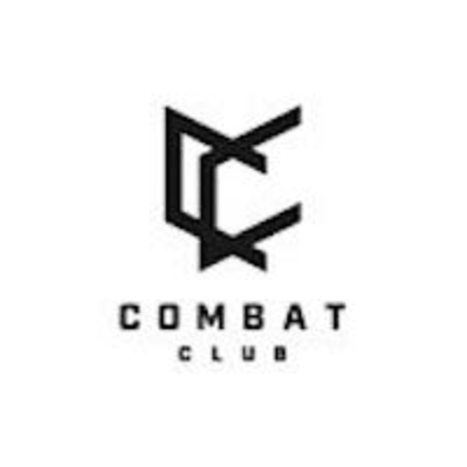 Combat Club Fitness logo