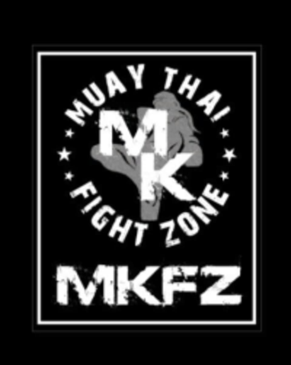 MK Fight Zone logo