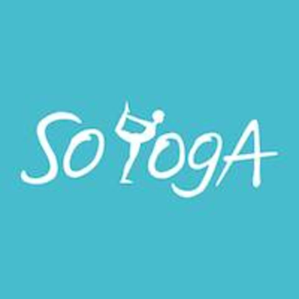 So Yoga logo
