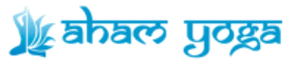 Aham Yoga logo