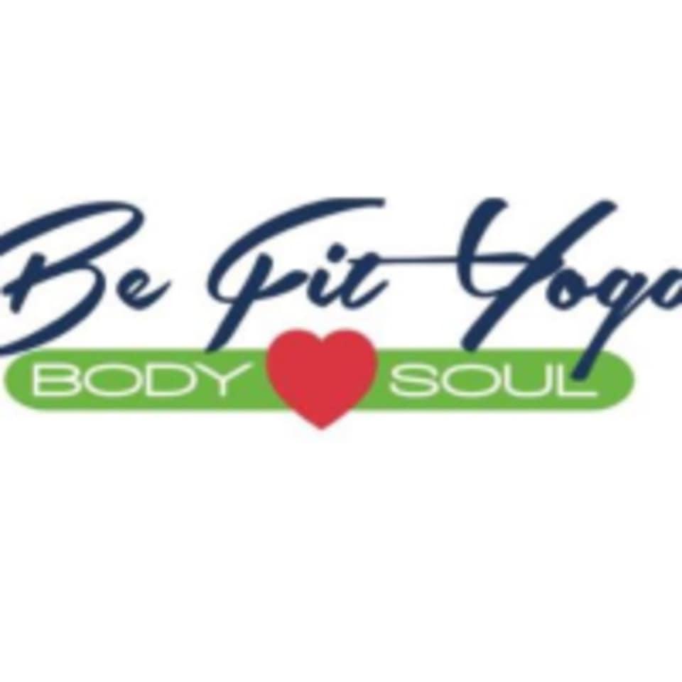 Be Fit Yoga logo