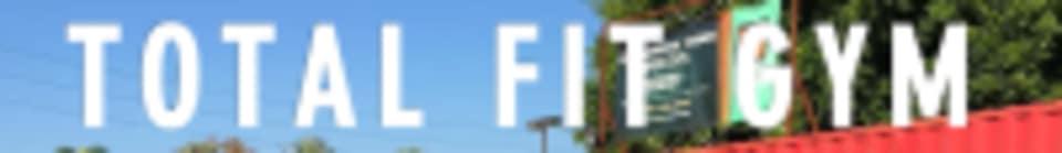Total Fit Gym logo