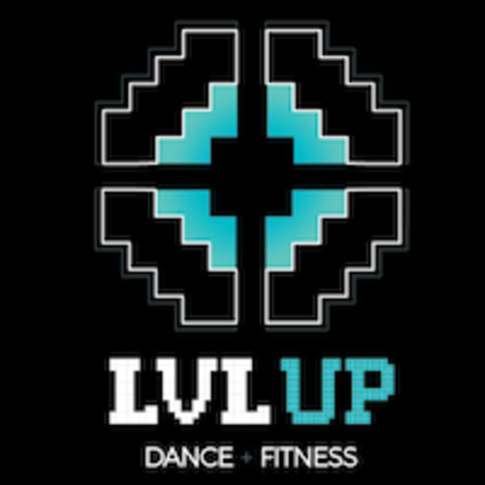 LVL UP Dance + Fitness logo