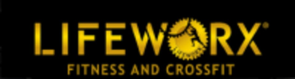 Lifeworx Fitness and CrossFit logo