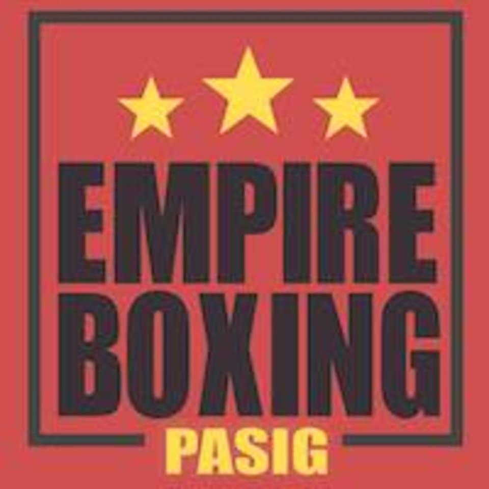 Empire Boxing Pasig logo