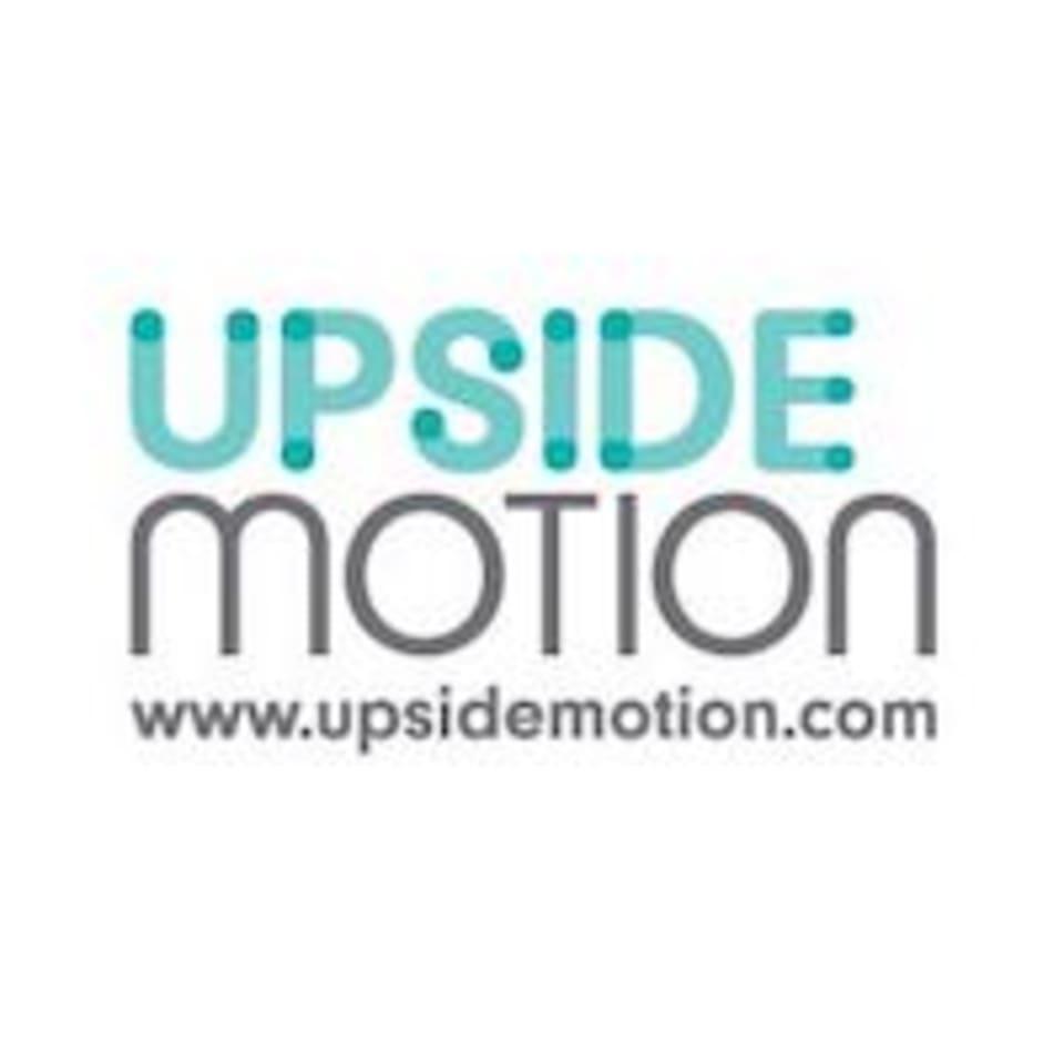 Upside Motion logo