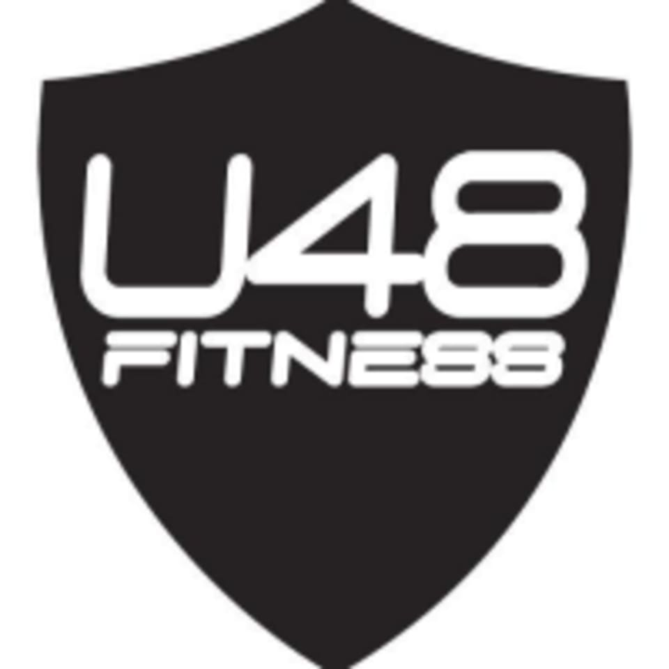 Ultimate 48 Fitness logo