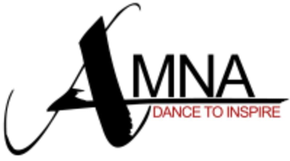 Amna Dance logo